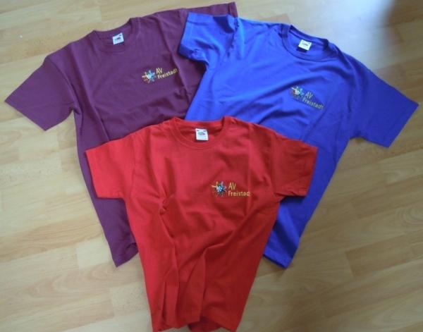 Alpenverein Freistadt-T-Shirts für Kinder und Jugendliche