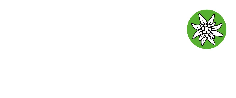 Alpenverein-Edelweiss, Alpenvereinslogo, Logo Alpenverein Freistadt