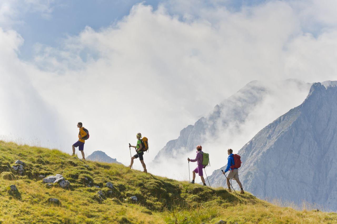 Die Alpenvereinshütten eröffnen die Sommersaison