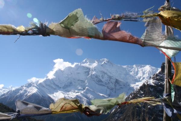 Annapurna II (8.091m), (c) Foto: Robert Roselstorfer