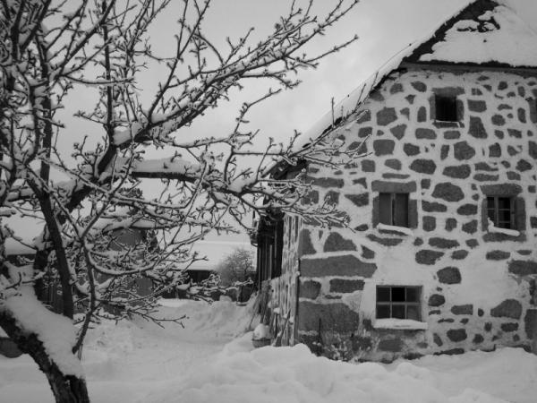 Bauernhaus im Mühlviertel