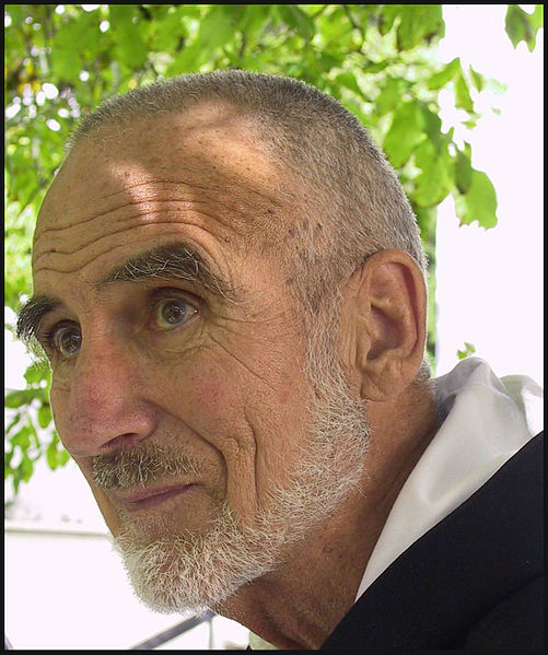 Br. David Steindl-Rast, Foto: http://interspirituell.jimdo.com/vorbilder/