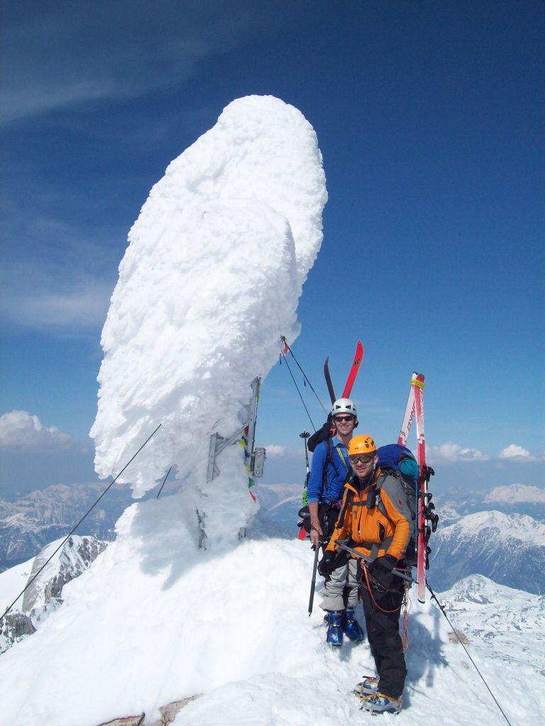 Dachstein Gipfel - April 2009