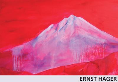 """Ernst Hager: """"Rot wie Blut"""""""
