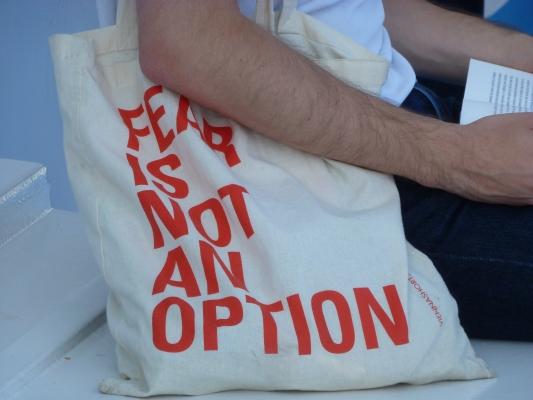 Fear is not an Option