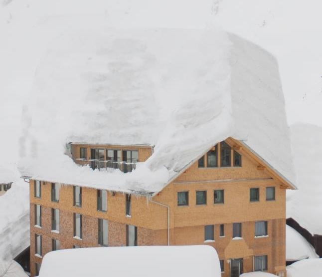 Gagfoto des Hotels Mondschein in Stuben am Arlberg