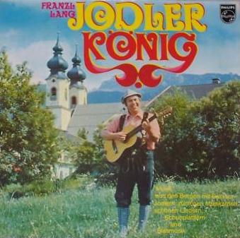 Jodlerkönig - Königsjodler