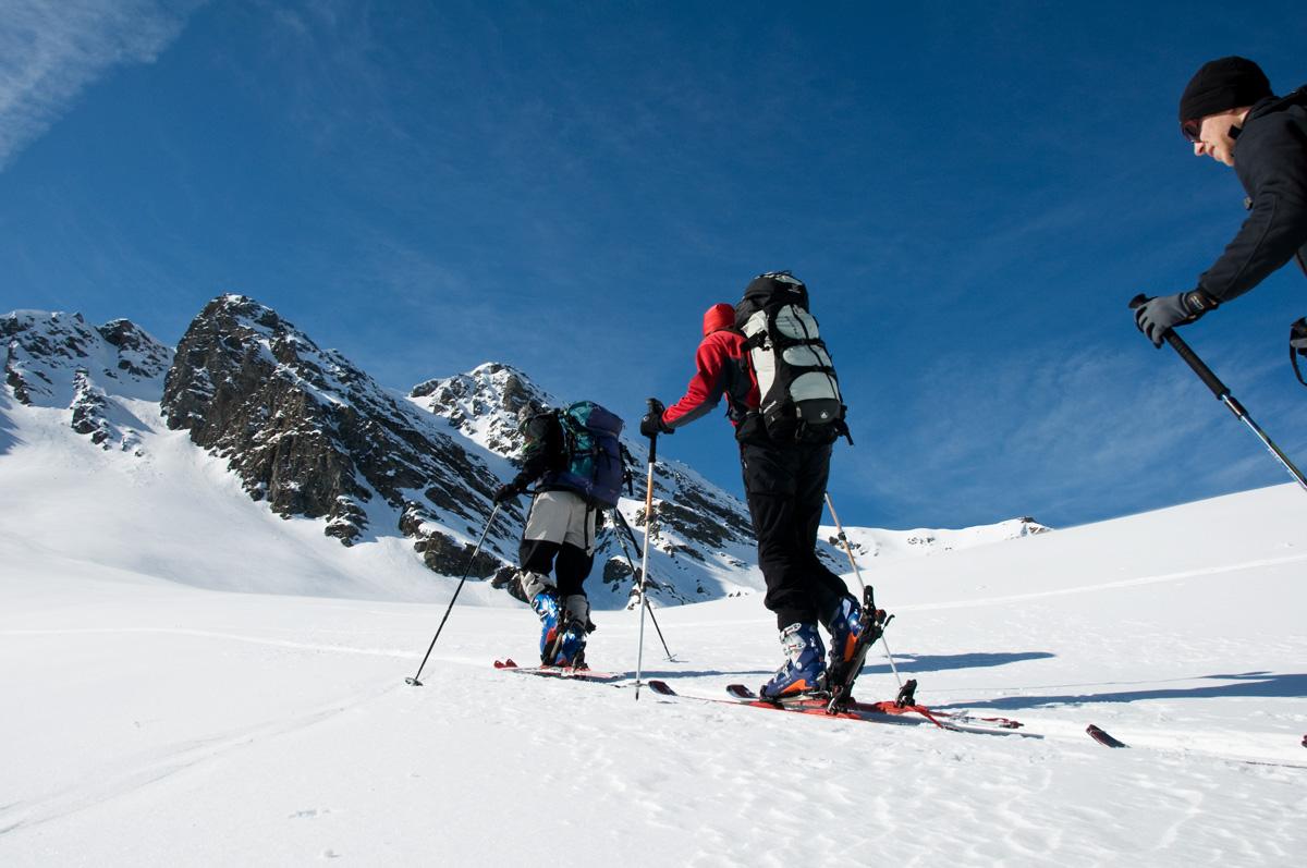 Kolmkarspitze (2.529m) Foto: Peter Giovannini