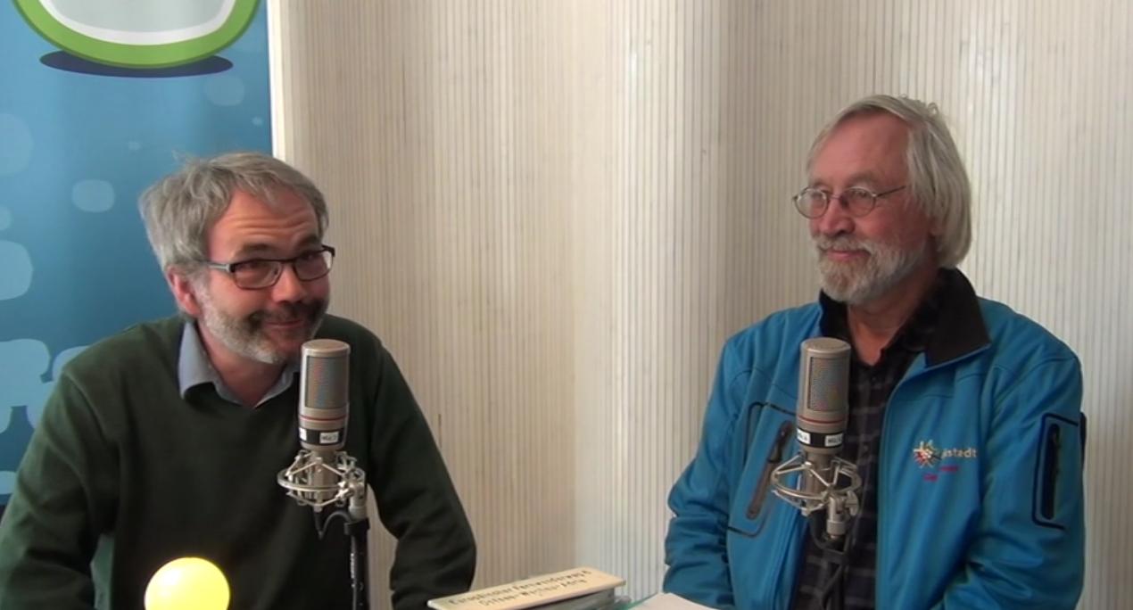 Nordwaldkammwegführer in Radio Freistadt und DorfTV