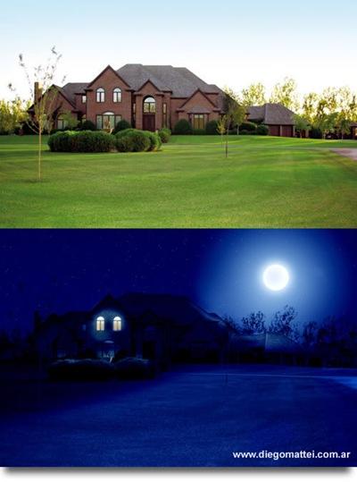 Tag & Nacht, Dia y Noche