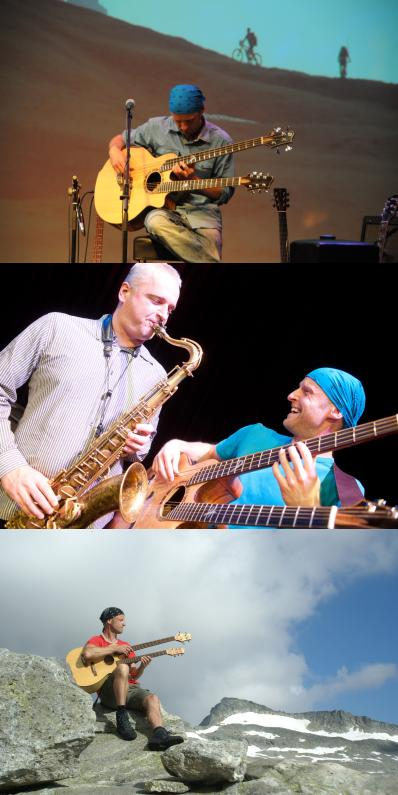 Tauern-Blues - David Hauser & Herb Berger!