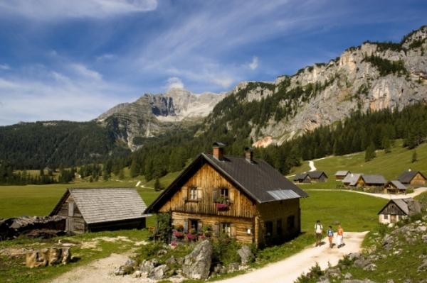Herrlich Natürliche Wurzeralm (© OÖ. Tourismus/Erber)