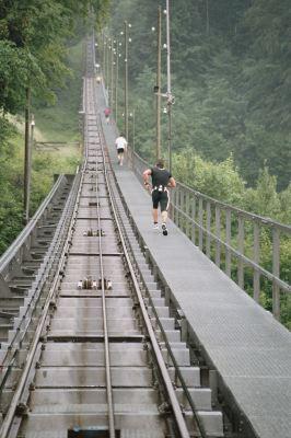 11.674 Stufen - die längste Treppe der Welt